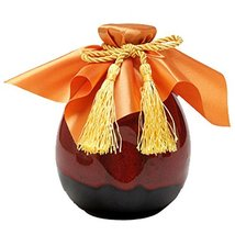 Panda Legends [A] Ceramic Empty Wine Bottle Creative Wine Jar Chinese Style Smal - $26.31