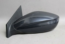 2011 2012 2013 2014 Hyundai Sonata Left Driver Side Power Blue Door Mirror Oem - $94.04