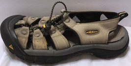 Trail Size Hike Waterproof 8 Trek Keen Hiking Brown Strap Outdoor Sandals Light xHTHPqwXU