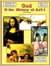 God & the History of Art I Art History & Art Lessons [Paperback] Barry S... - $47.99