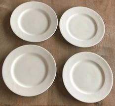 """4-Mikasa Huntington Salad Plates 8-1/8"""" - $21.73"""
