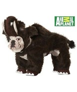 Wooly Mammoth Animal Planet Cute Fancy Dress Up Halloween Pet Dog Cat Co... - $50.53