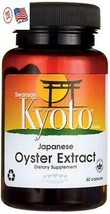 Swanson Japanese Oyster Extract 500 Milligrams 60 Capsules - $14.83