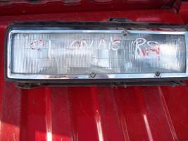 87-88-89-90-91 Oldsmobile Calais Composite Headlamp light   Right Hand Side - $10.60