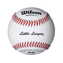 Wilson Little League Raised Seam Baseball 12 Pack - $49.73