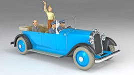The Celebration Limousine 1/24 Voiture Tintin cars Official Tintin product image 1