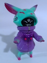 Cherri Polly (Baketan) x Javier Jimenez Custom Handpainted Witch Nei Fox Girl image 3