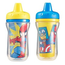 The First Years 2 Piece Insulated Sippy Cup, Marvel (Marvel) - $18.83