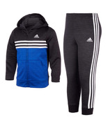 NEW Adidas Kids' 2-piece Active Set, Blue SELECT SIZE **FREE SHIPPING** - $29.49