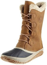 SOREL Womens Out N About Plus Tall Boot 9 B US, Elk - $179.41
