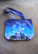 NWOT/WALT Disney WORLD/WDW/MAGIC Kindom Cinderella's Castle FIREWORKS/TOTE/BAG - $30.00
