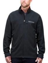 Marmot Mens Soft Shell Jacket True BLACK ,L - $59.39