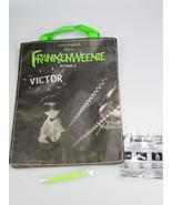 FRANKENWEENIE Victor tote Halloween trick or treat bag Tim Burton subway... - $7.30