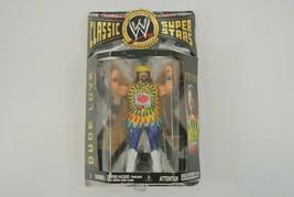 WWE Dude Love Action Figure Classic Super Stars 2004 Jakks World Wrestli... - $28.84