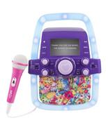 MEGA-KO2-10033-WM-COM Shopkins Flashing Light Karaoke System - $83.67