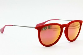 RAY-BAN Rb 4171 6076/6Q Red Mirrored Authentic Frame Sunglasses 6076/6Q - $88.83