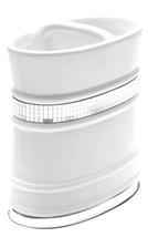 Bathroom Tooth Brush Holder White Popular Bath Radiance Collection - $16.49