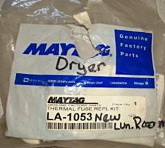 Maytag LA-1053 Thermal Fuse Replacement Kit-Genuine OEM - $12.99