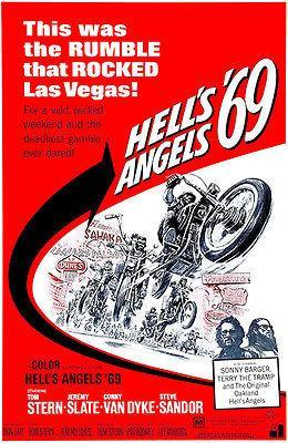 Primary image for Hell's Angels '69 - 1969 - Movie Poster
