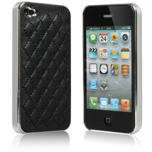 For Apple iPhone 4 4S ShockProof Soft Protective Deluxe  Electroplate Ca... - £2.88 GBP