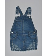 Toddler Girls' Shortalls Genuine Kids from OshKosh Medium Blue 3T - $8.00