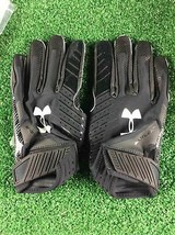 Team Issued Under Armour Combat 3xl Football Gloves - $19.99