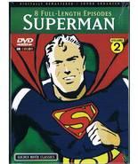 Superman Max Fleischer Cartoons Volume 2 DVD -- Freebie! - $0.00