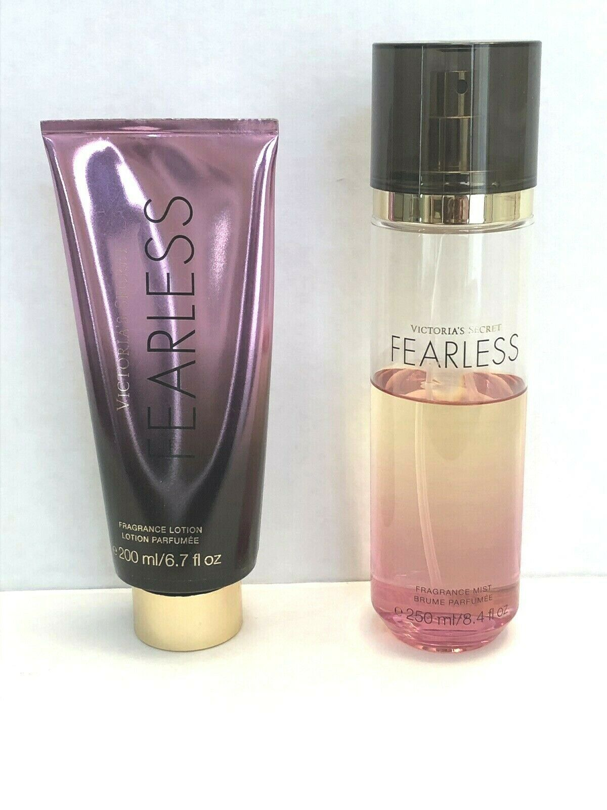 Primary image for Victorias Secret Fearless Fragrance Mist and Lotion