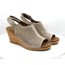 Women's Briah Perf Sling Wedge Sandals - $84.55