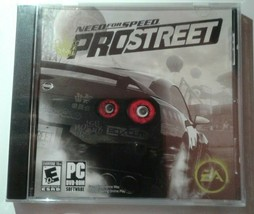 Need for Speed: ProStreet Jewel Case (PC, 2010) Y SEALED - $49.49