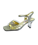 FLORAL Anuja Women's Wide Width Ankle Strap Dress Sandals - $39.95