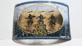 Mordor Orcs Lord of the Rings Armies of Middle Earth Soldiers and Scenes... - $33.00