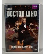 Doctor Who Series 8 Part 1 DVD 2016 BBC 2 Discs - $5.93