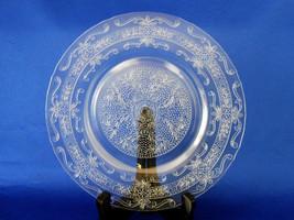"MacBeth Evans ""S"" Pattern / Stippled Luncheon Plates 4 - $16.00"