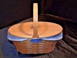 Centuries Celebration Longaberger Basket AA18-1279 Vintage Collector's Club 2000 - $89.95