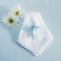 Something Blue - Chiffon Bow (Pack of 1)  - $8.99