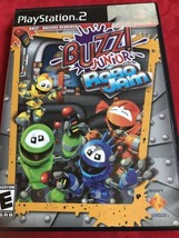 Ps2 Playstation 2 Buzz Junior Robo Jam Game - $5.89