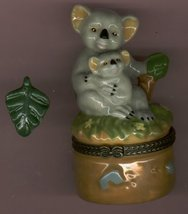 KOALA HINGED BOX - £8.48 GBP