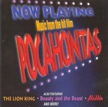 Pocahontas/songs From The Hit [Audio CD] Pocahontas and Songs from the Hit