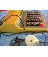 Vintage Soviet Russian  USSR Elektronika C3-22 VFD  Calculator For Parts - $9.29
