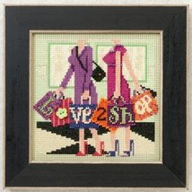 Love 2 Shop 2012 Spring Series beaded button kit Mill Hill - $11.70