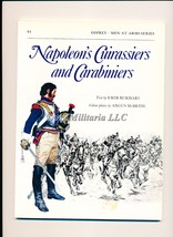 Napoleon's Cuirassiers and Carabiniers Men Ar Arms Series 64 - $9.75
