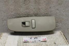 2006-11 CADILLAC DTS Right Front Door Window Lock 15937956AC Switch 502 12F1-B4 - $14.84