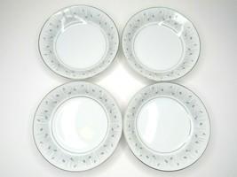 4 VTG Mikasa Fine China Porcelain ALADDIN 6230 Soup Salad Cereal MCM Ret... - $28.19