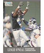 1991 Ultra #126 Leslie O'Neal  - $0.50
