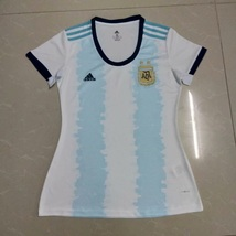 Women's World Cup 2019 FIFA Argentina WMNS Soccer Jersey - White - €44,35 EUR