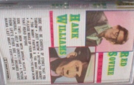 Red Sovine Sings Hank Williams Luke The Drifter Cassette Tape - $6.99