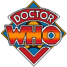 Doctor Who  Cross Stitch Pattern***L@@K*** - $4.95
