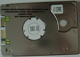 "New 120GB 1.8"" uSATA Hard Drive Samsung HS122JF DELL 0X036C Free USA Shipping image 2"