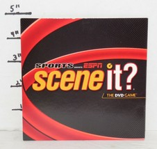 2005 Screenlife Sports Espn Scene it DVD Board Game Replacement DVD - $9.50